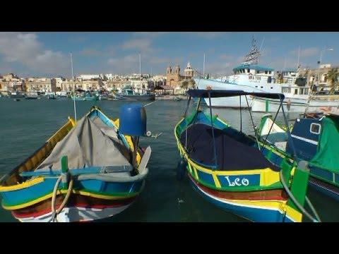 Malta - The George Cross Island (Filmed by Syd Pearman)