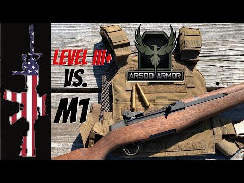 AR500 Armor Level III+ VS. 30-06 - 10% DISCOUNT LINK