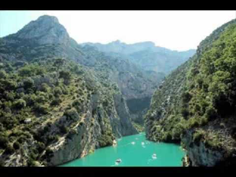 Paysages de france youtube for Sites paysages