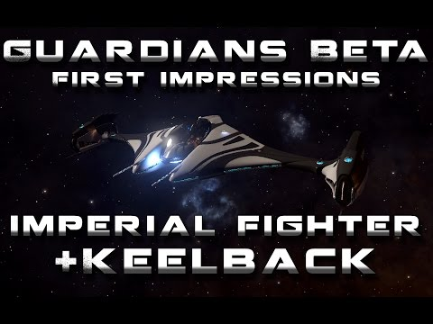 S5 EP41 Testing the Imperial fighter and Keelback