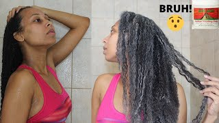 THIS CHANGED MY NATURAL HAIR AZTEC CLAY MASK REJUVENATION