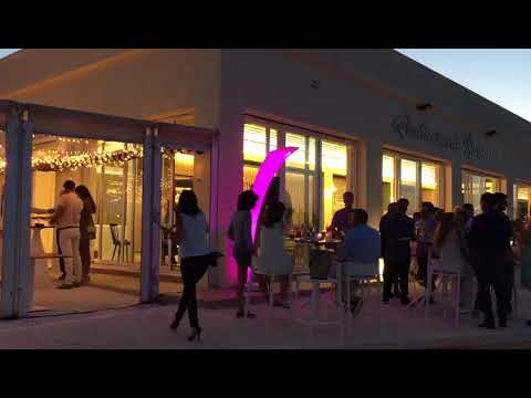 Maremar restaurant opening on the beach of Pinedo in Valencia city