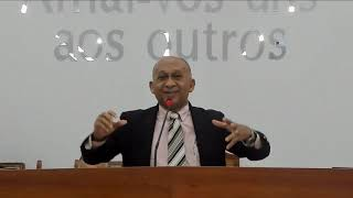 Cristo autor da nossa redenção | rev. Joel Viana Costa