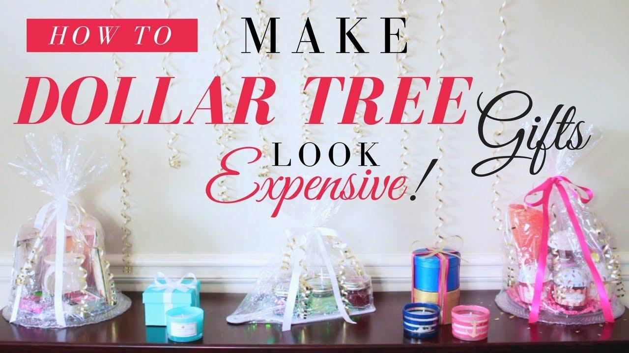 Dollar tree diy 2018 dollar tree gift ideas youtube dollar tree diy 2018 dollar tree gift ideas solutioingenieria Choice Image