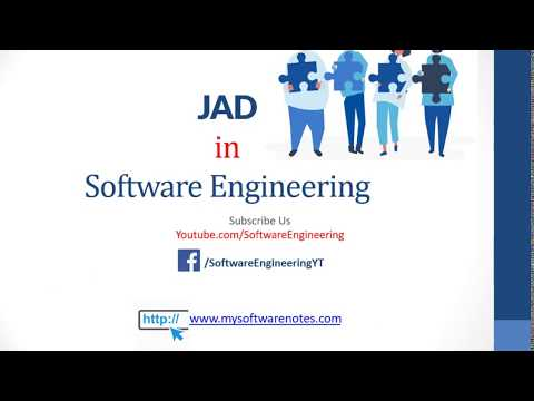 JAD - Joint Application Development Hindi/Urdu | Best Lecture