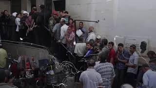 دولة الطوابير.. #سوريا