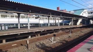 EF65-2139+2600系(甲種回送列車4B)ヨ9867レ 西明石駅通過