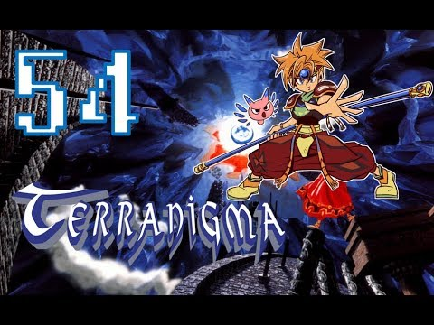 Lets Play Terranigma (Blind, German) - 54 - NANCY-MI847J