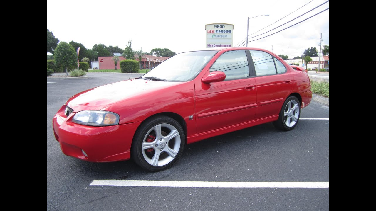 small resolution of sold 2002 nissan sentra se r spec v one owner meticulous motors inc florida for sale