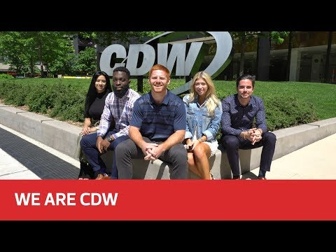 We Are CDW