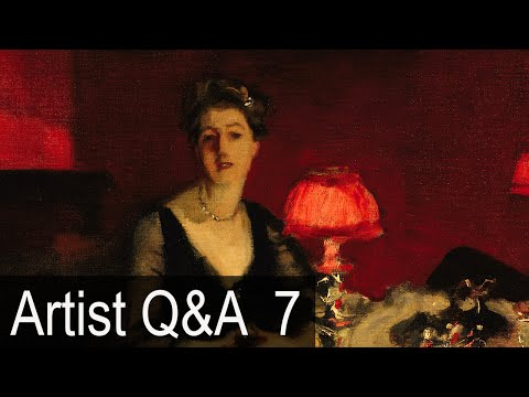 Painting Ugly & More – Ep.7 Oil Painting Q&a With Mark
