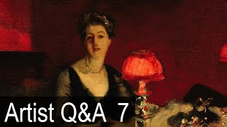 Painting Ugly & more – Ep.7 Oil Painting Q&A with Mark Carder