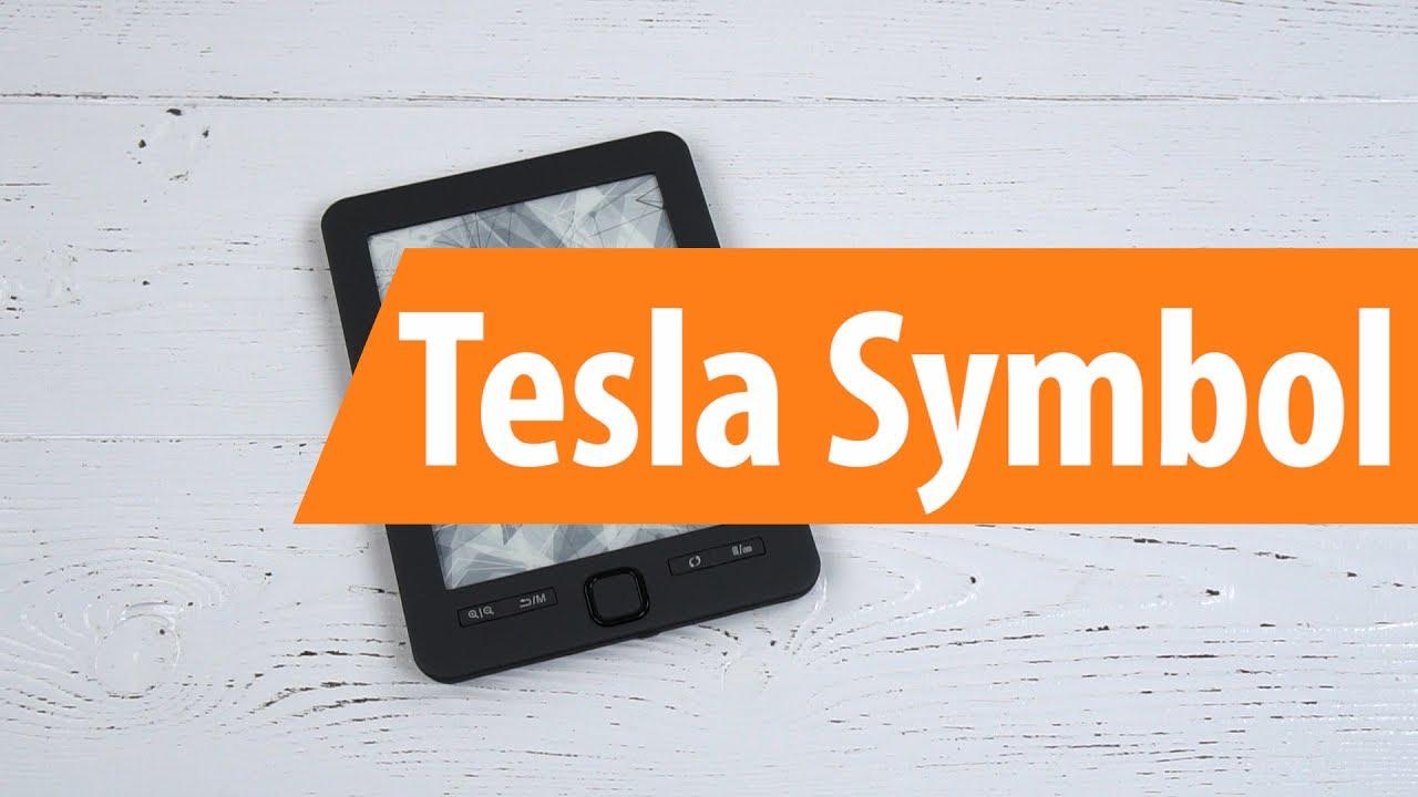Распаковка Tesla Symbol / Unboxing Tesla Symbol