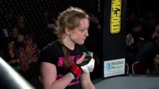 Maddy Simmons vs Aspen Ladd. Women's MMA