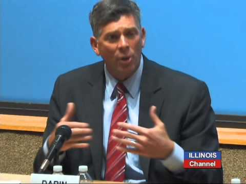18th District Congressional Debate: LaHood v Mellon
