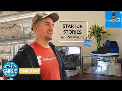 Chicago Startup Stories w/ ShoeBoxOne