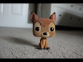 HT Exclusive Flocked Bambi Funko Pop! Rewiew
