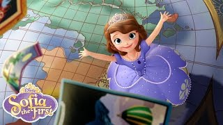 The Great Unknown | Music Video | Sofia the First | Disney Junior