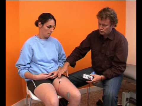 Quadriceps Muscles Electrode Placement For Compex Muscle