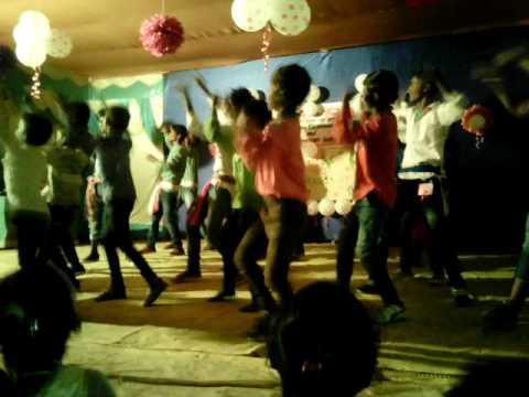 Donga upare yesu Christmas Rajgangpur Porsing Gedring Dance