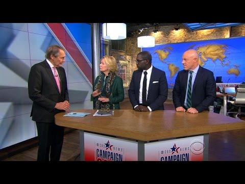 Political panel weighs in on election's last full day