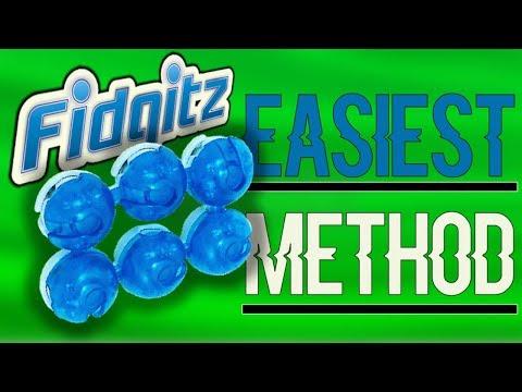 How to Solve the Fidgetz Twisty Puzzle (Easiest Method)