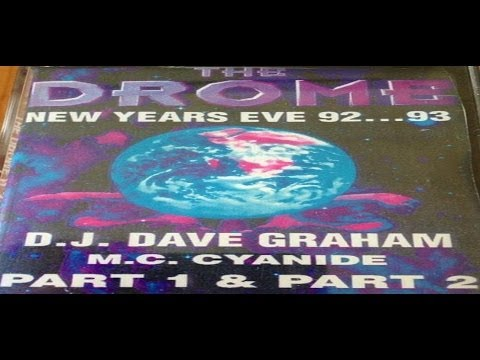 Drome Birkenhead New Years Eve 92-93 DJ Dave Graham & MC Cyanide Side A