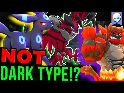 Evil or Not? EVERY Dark Type Pokemon EXPLAINED! | Gnoggin