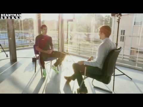 Cristiano Ronaldo with Gareth Bale Interview - World's Best Player