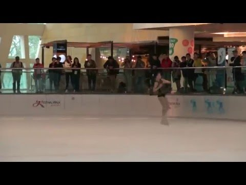 2016 HK Figure Skating Championships - Novice Girls LP Kahlen
