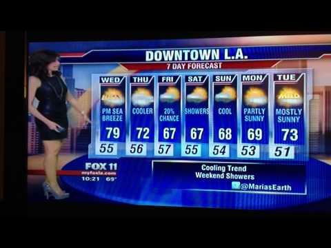 Los Angeles Weather Forecasters