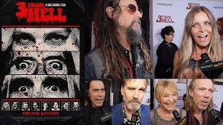 3 From Hell Premiere Interviews With The Cast Part 1