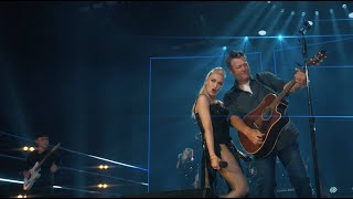 Blake Shelton - Happy Anywhere (feat. Gwen Stefani) (Live)