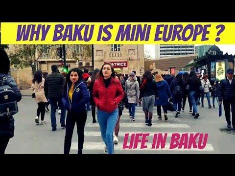 Life in Baku, Azerbaijan | Day 1 | Dogarnation