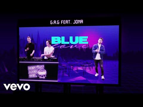 Смотреть клип Gestört Aber Geil Ft. Jona - Blue Love