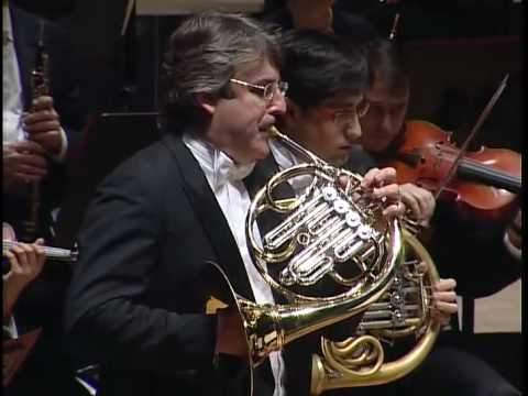 Schumann - Konzertstück for Four Horns and Orchestra op. 86...Judd/Vlatkovic/OSG (1/3)