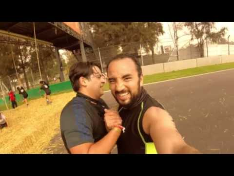 Mexico Spartan Race Sprint Stadium 2017 - Obstacles Overview