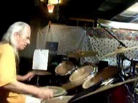 Billion Dollar Babies Alice Cooper DRum Track Cover Drums only for Guitar Bass Play-Along Practice