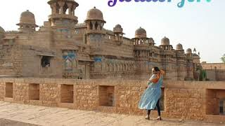 SAARA INDIA Aastha gill ft fitness dance choreography zin mukta gwalior fort