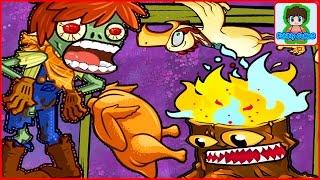 Игра Зомби против Растений  2 от Фаника Plants vs zombies 2 30
