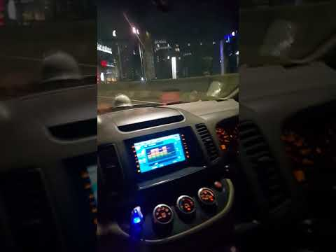 Kota Jakarta Malam Hari