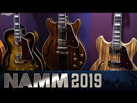 The Mighty New Ibanez 2019 Range at NAMM 2019