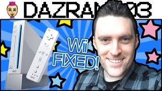 MAINTANENCE MODE FIXED MY Wii (Thanks OfficialJamieLouis)