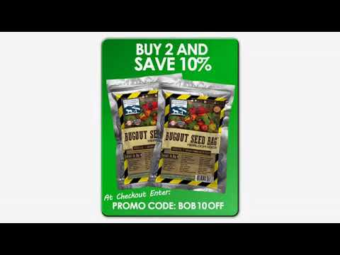 Must See Review! Sustainable Seed Survival Heirloom Seed Bag  Non-GMO Heirloom Seeds for Long-Ter..
