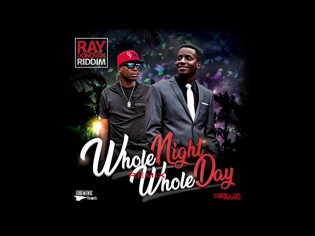 Dion Simon - Whole Night Whole Day (Ray Donovan Riddim)