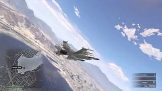 Gta5|Dogfighting Friendships #2|Practice Session Kills|Online|P-996 Training Short Montage