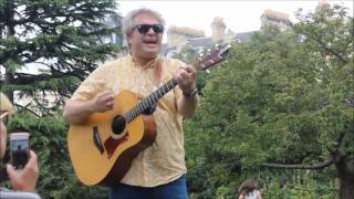 Page in the Park - Steven Page performs at Regent's Park 13 August