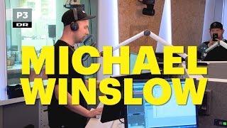 Michael Winslow fra Politiskolen | Lågsus | DR P3