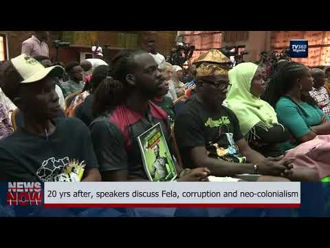 Felabration: Scholars advocate new generation of African leaders (Nigerian News)