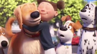 """Новая серия игрушек """"Тайная жизнь домашних животных 2"""""""